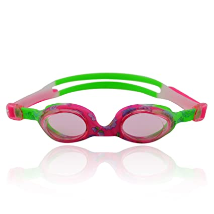 #DoYourSwimming »Flippo« Kids-Goggle, Top-Quality, 100% UV protection, Anti-fog. Ideal for competition, training, water sports and leisure. Come in a solid hard case. Nr.: AF-1700S, black