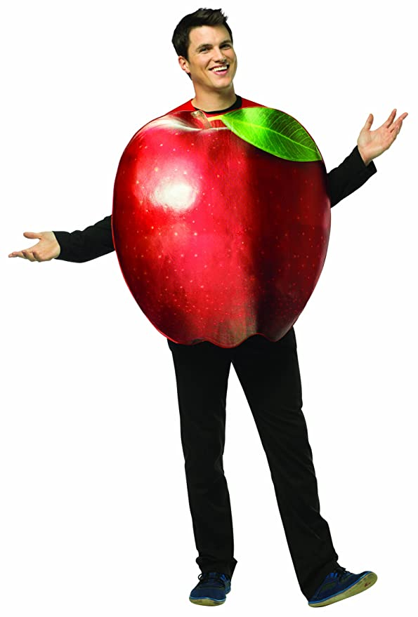 Rasta Imposta Get Real Apple, Red, Standard