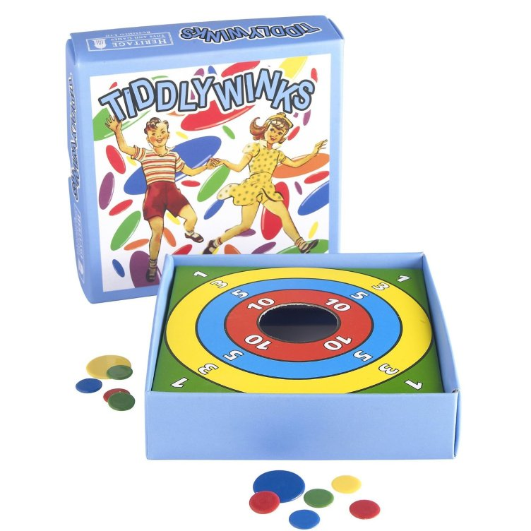 Tiddlywinks by House of Marbles