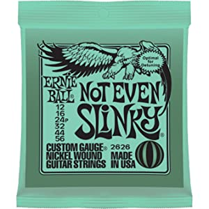 ERNIEBALL NOT EVEN SLINKY