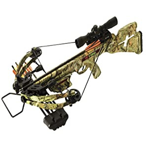 PSE FANG 350 Crossbows review