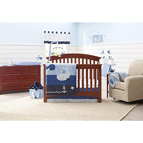 Just Born Crib Bedding Set High Seas