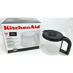 Kitchenaid KCM5C14OB 14-Cup Replacement Glass Carafe
