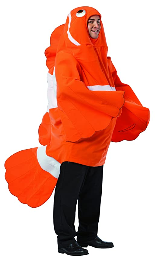 Rasta Imposta Clownfish, Orange, One Size