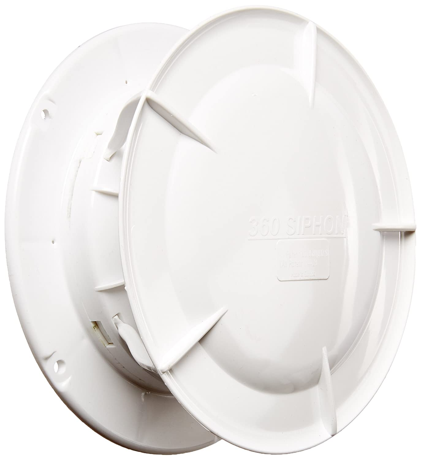 Amazon.com: 360 Siphon White Roof Vent We love our holding tank roof vent. It fits nicely under a solar panel (allowing more solar!) and does an excellent job venting. No smells while in motion!