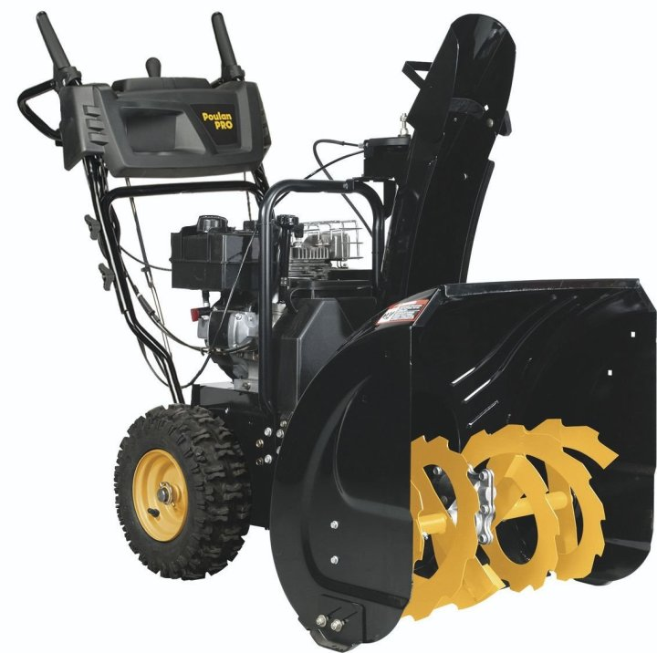 24 inch Snow Blowers under $600 - Which is the Best? Craftsman, Snow-Tek, Murray, Poulan Pro, Yard Machines, MTD, Troy-Bilt, Power Smart 4