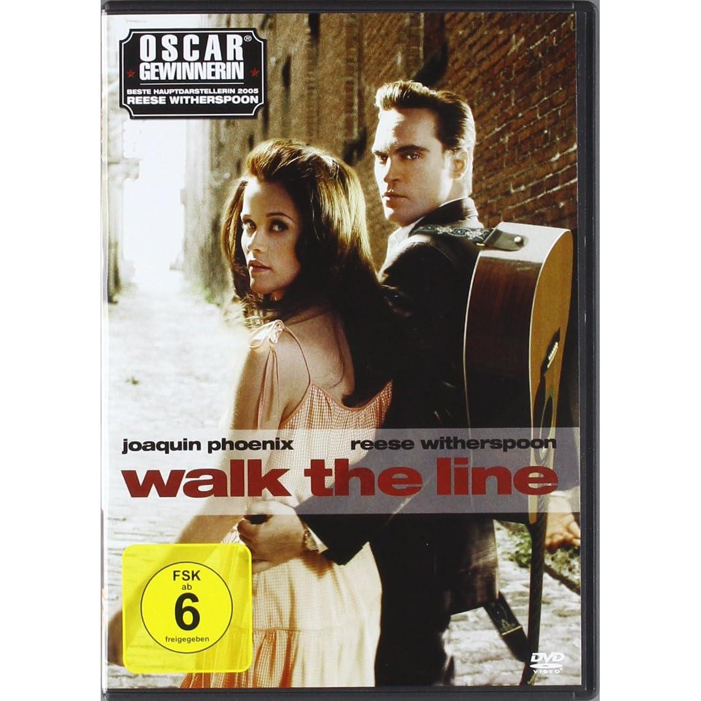 Walk The Line [DVD]; ca. 9 Euro