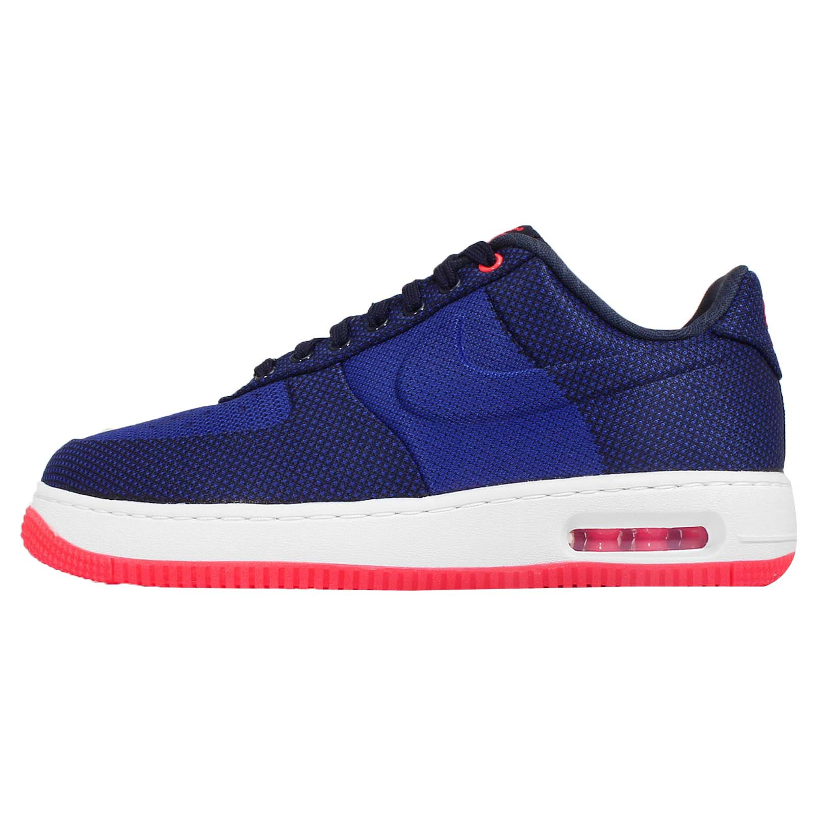 Nike Men's Air Force 1 Elite KJCRD VT, VAC TECH-OBSIDIAN/GAME ROYAL-INSGN BLUE