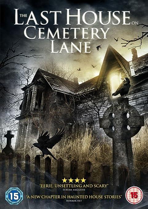 The Last House On Cemetery Lane [DVD]