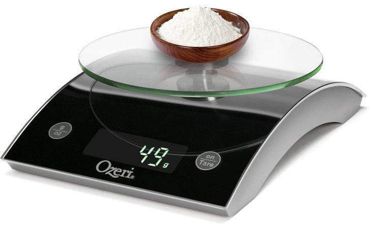 Bits Pieces Ozeri Epicurean Digital Kitchen Scale
