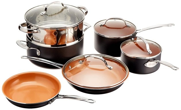 Choose The Best Nonstick Cookware For Your Kitchen. Top 5 Amazing Choices (2019 Reviews) 4