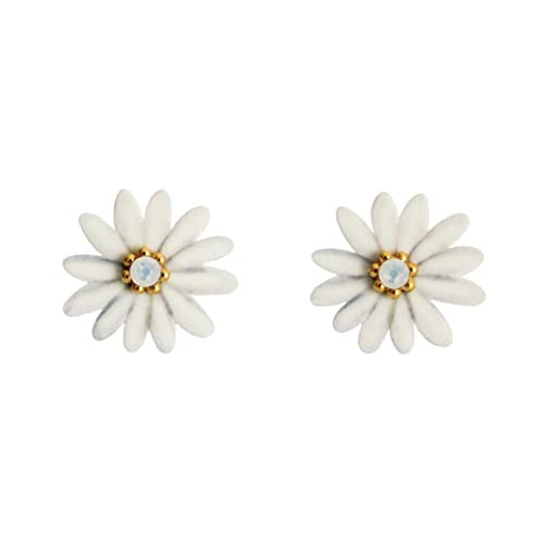 LULI Art Bijoux - Little Daisy earrings