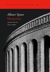 Memorias, de Albert Speer
