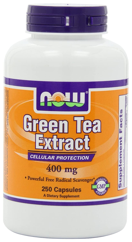 NOW Green Tea Extract Pills