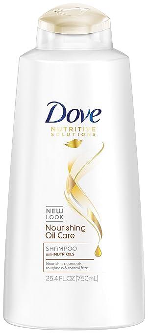 Dove Shampoo, Nourishing Oil Care 25.4 oz