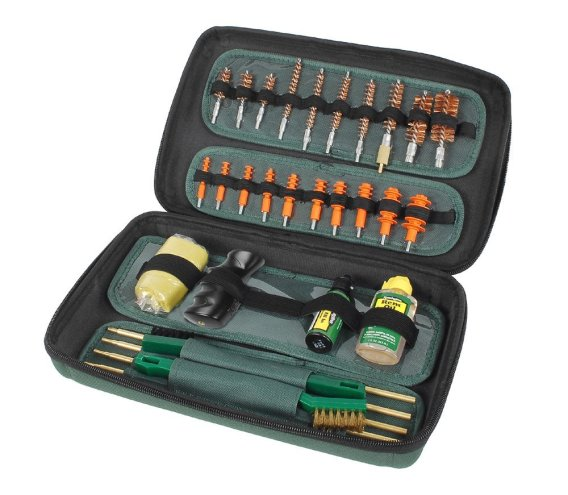 91FOgxXYNbL._SL1500_ Best Gun Cleaning Kit Reviews- 5 Amazing Gun Cleaning Kit Available On The Market