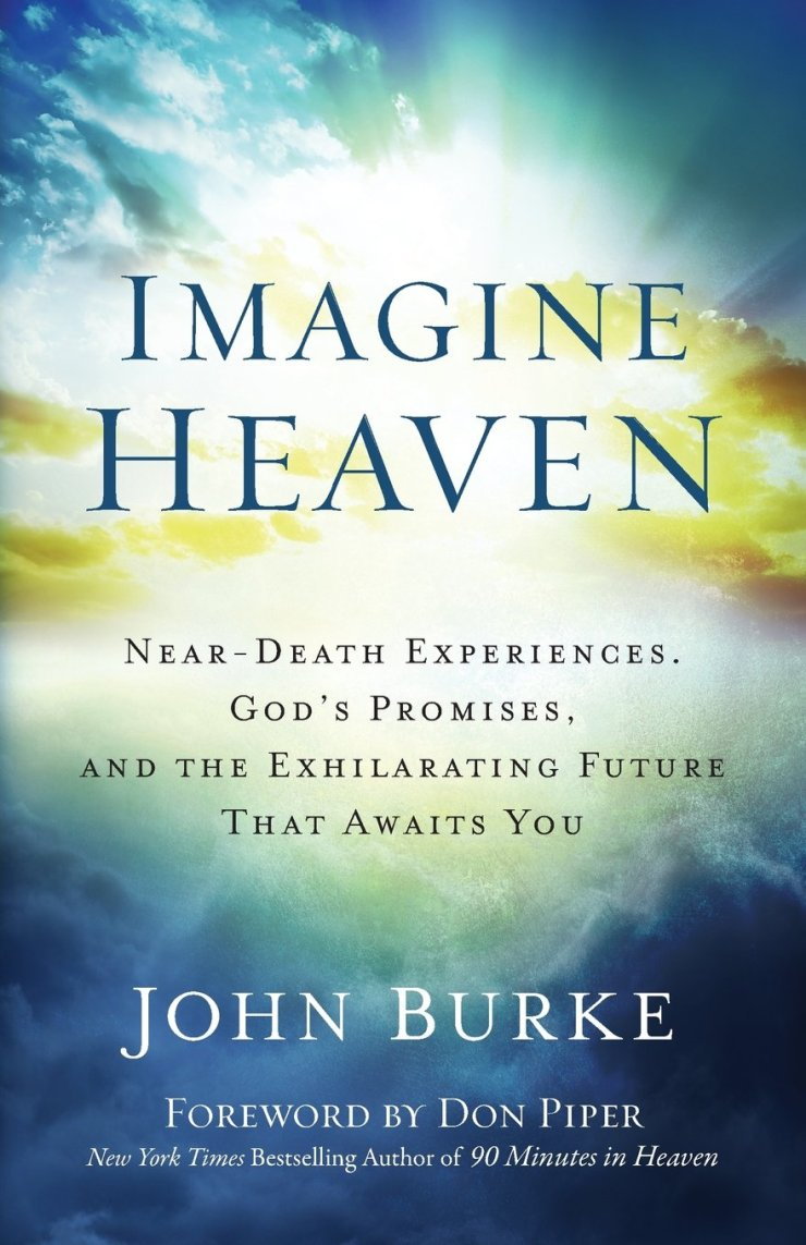 John Burke - Imagine Heaven epub book