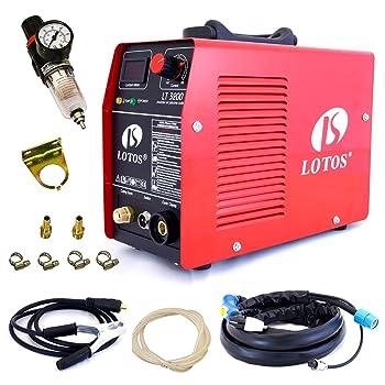 LOTOS LT3200 32-Amp Non-Pilot Arc Plasma Cutter