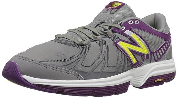 New Balance Women's WX813 Cross-Training Shoe,Silver,9 B US