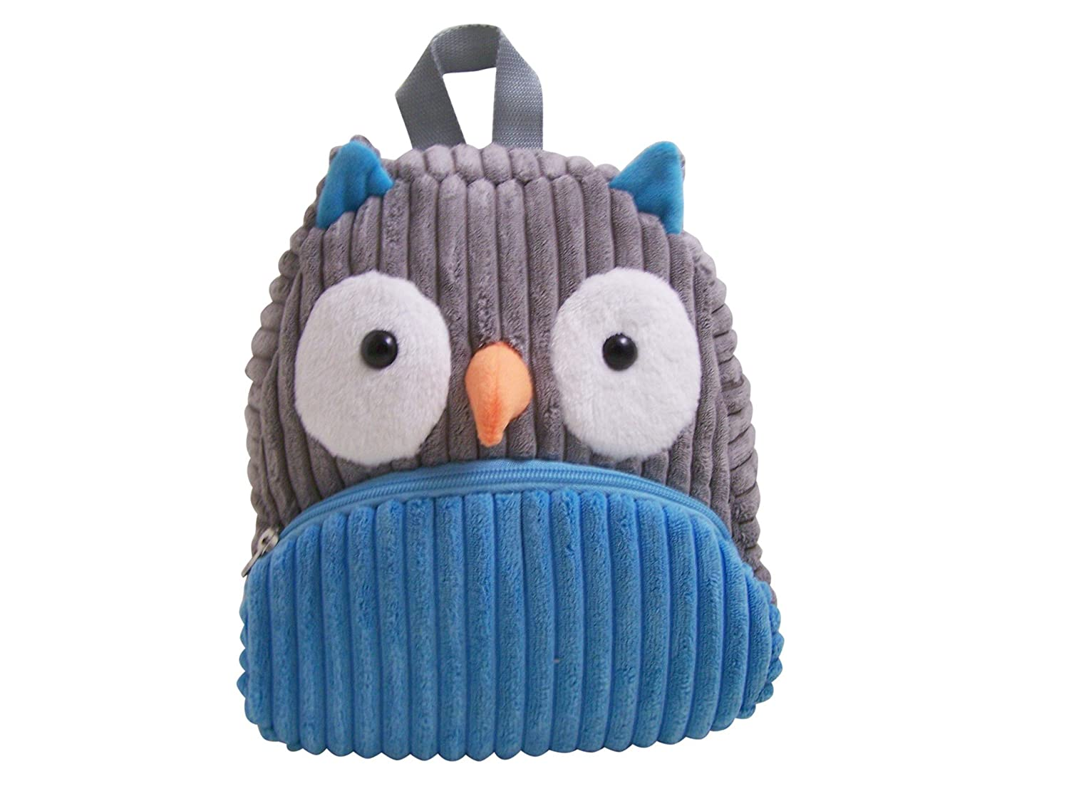 Sassafras / CuddlePack Corduroy Backpack, Owl