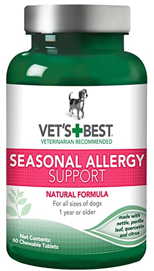 Vet's Best Allergy Support