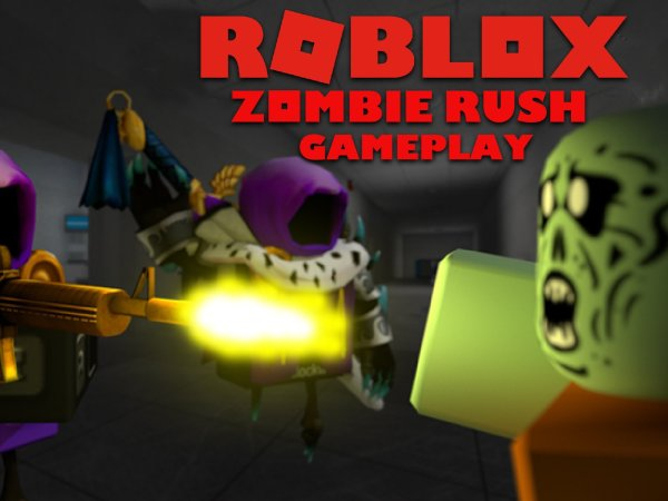 Watch 'Clip: Roblox Zombie Rush Gameplay' on Amazon Prime ...
