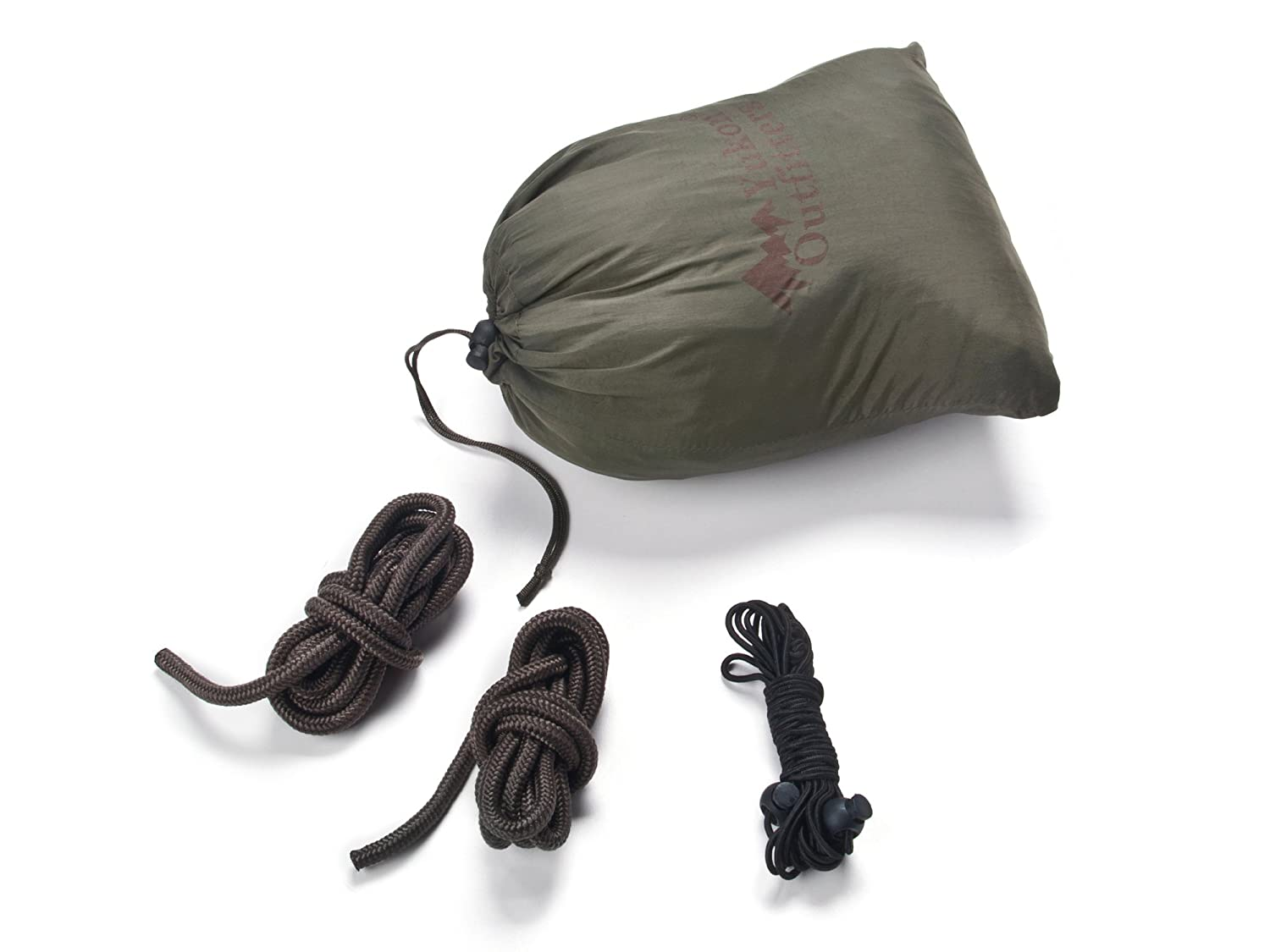 Yukon Outfitters Parachute Hammock With Mosquito Net