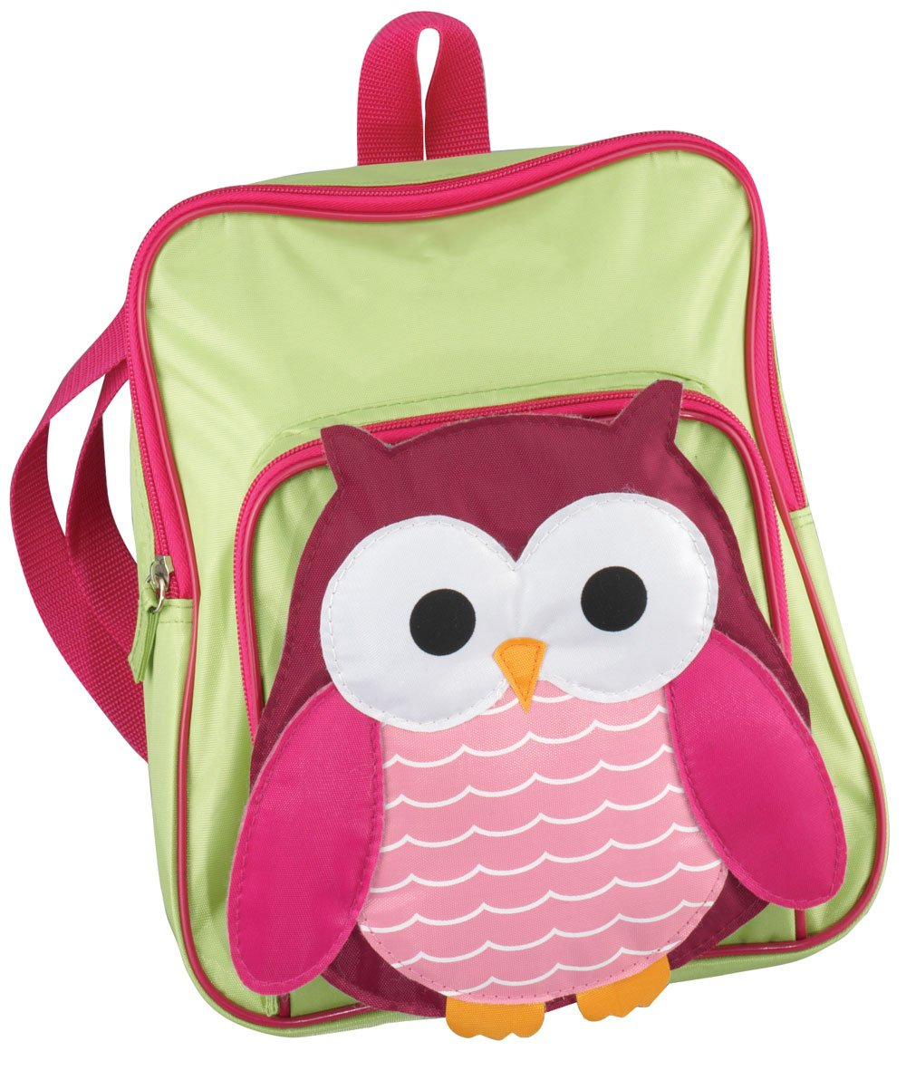 Owl Backpack by Miles Kimball