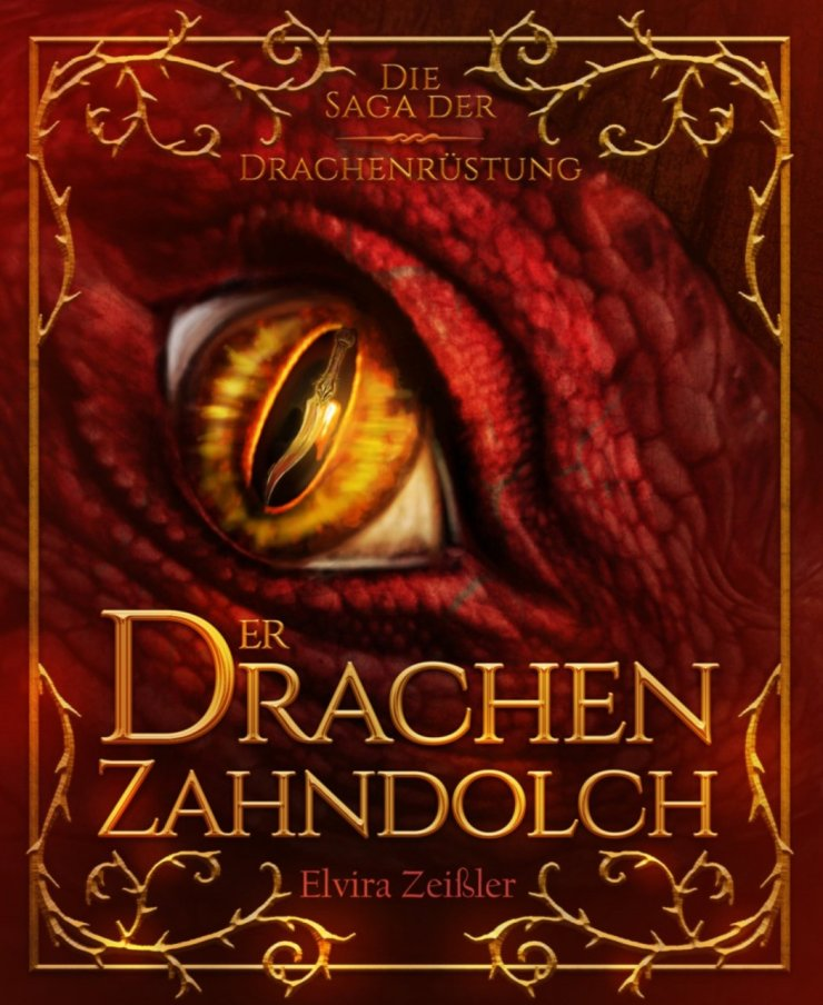 Drachenzahndolch 1 Book Cover