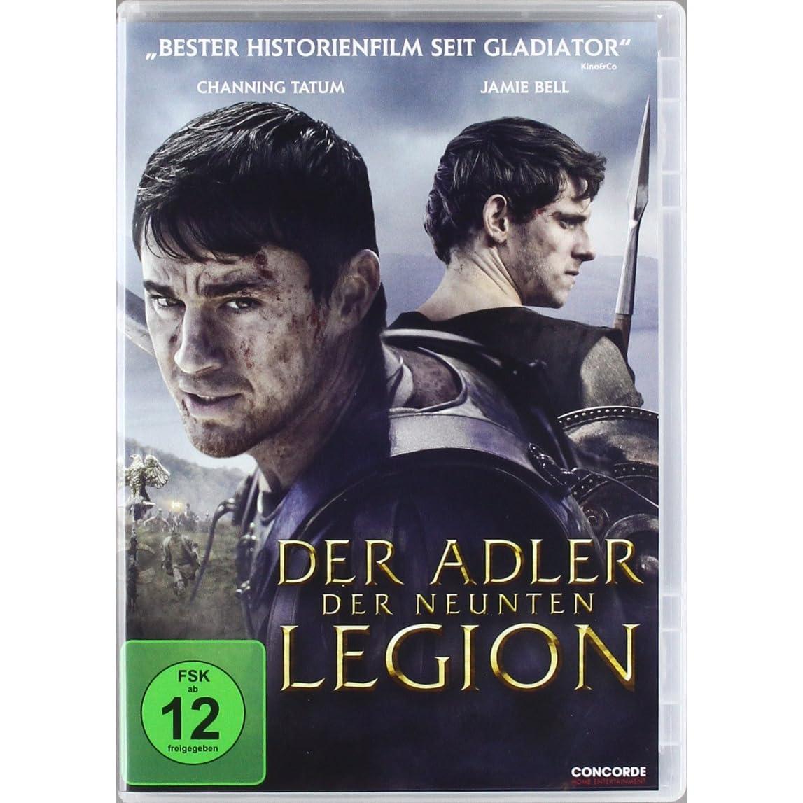 Der Adler der neunten Legion [DVD]; ca. 8 Euro