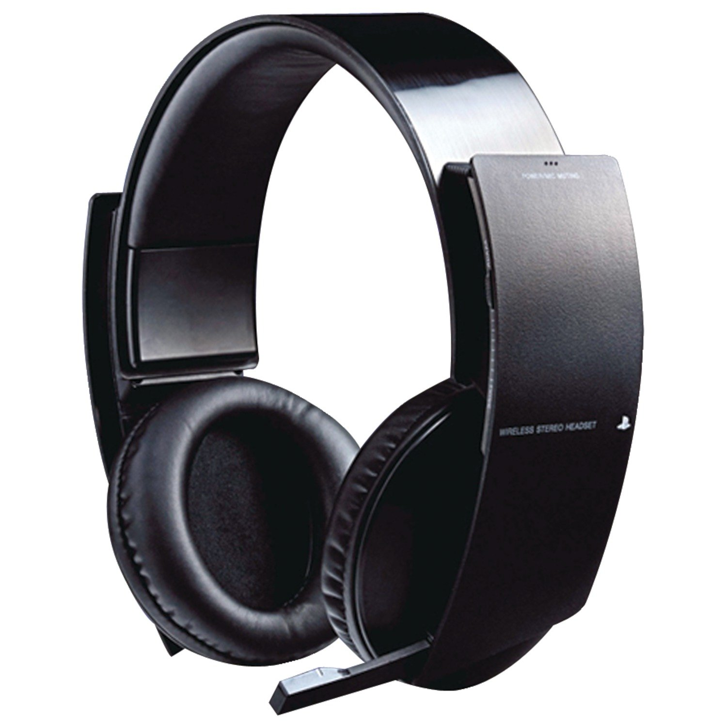 What About Playstation Gold Wireless Stereo Headset