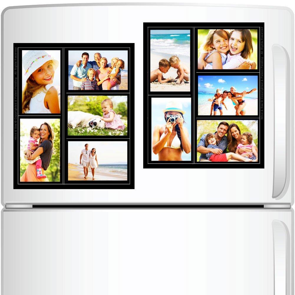 Amazoncom Fridgemag Magnetic Collage Frame 16 X 24 Photo