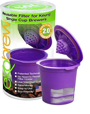Choosing The Best Reusable K Cup Of 2019 (#3 is what I use at home!) 3