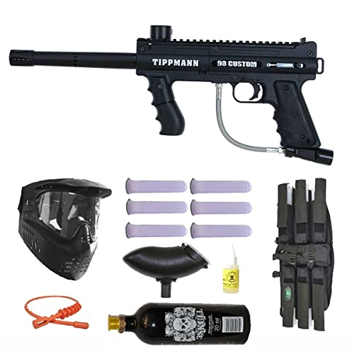 Tippmann 98 Custom reviews