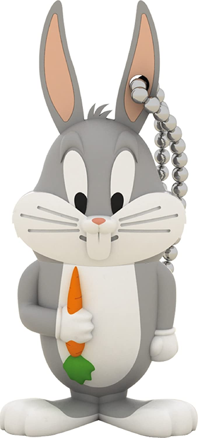 Looney Tunes 8 GB USB 2.0 Flash Drive, Bugs Bunny