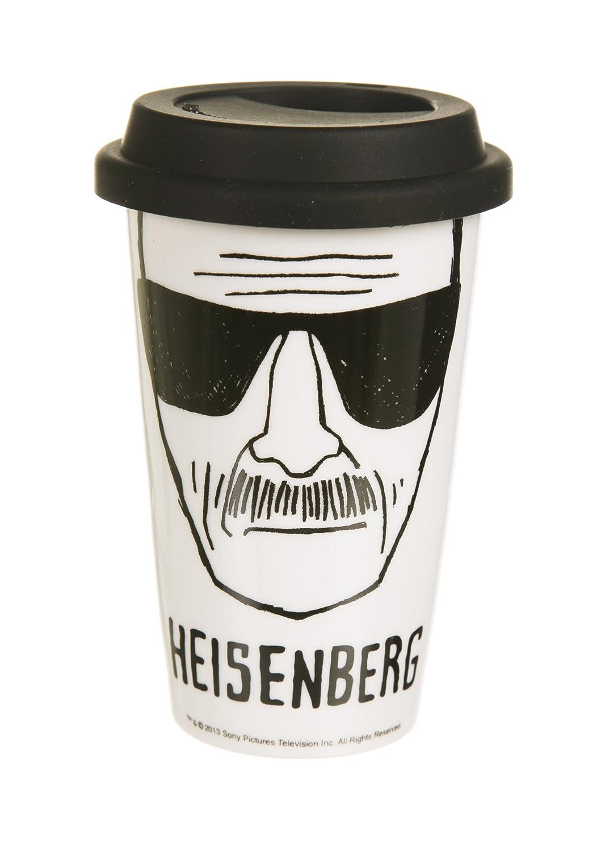Breaking Bad Heisenberg Sketch Travel Mug