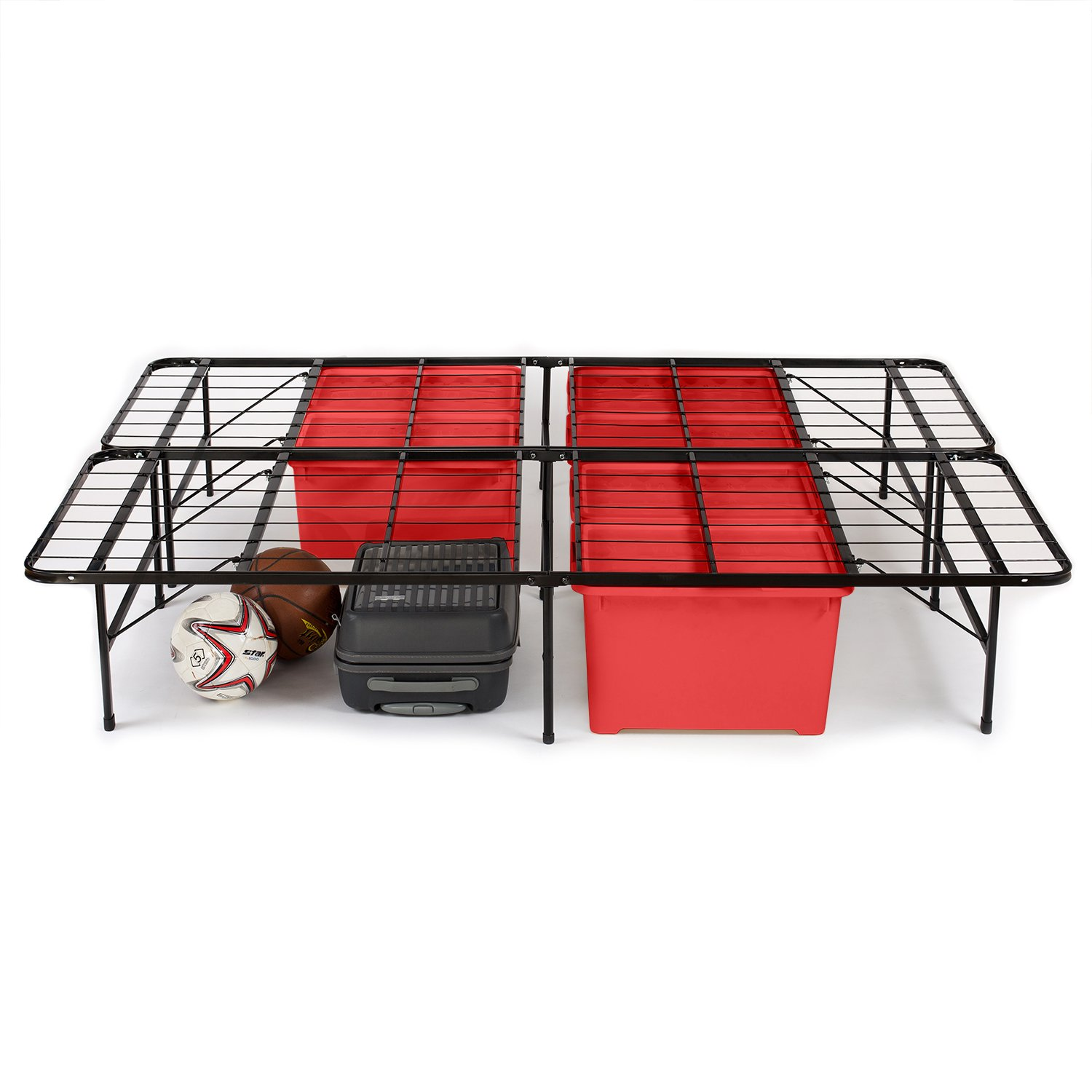 Heavy Duty King Bed Frames For Plus Size People
