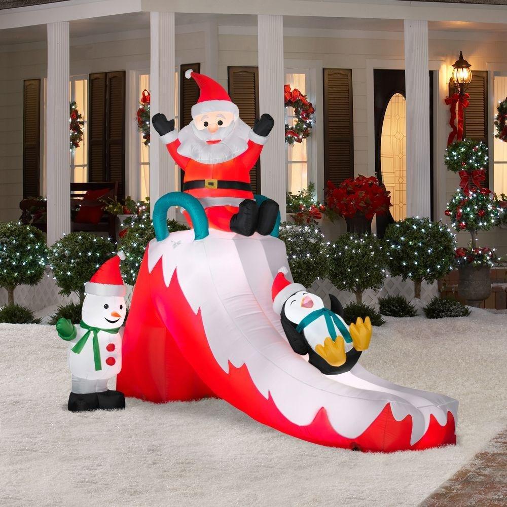 Christmas Outdoor Inflatables Page Two | Christmas Wikii on Backyard Decorations Amazon id=93565