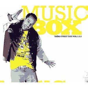 Taïro Music Box (Coffret 3 Cds)