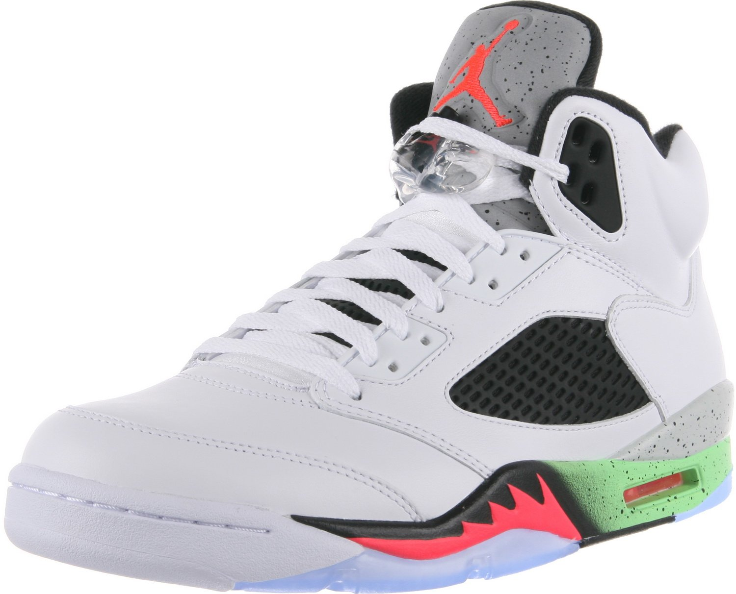 Nike Mens Air Jordan Retro 5 Space Jam 2 Basketball Shoes