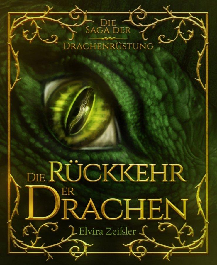Die Rückkehr der Drachen -2- Book Cover