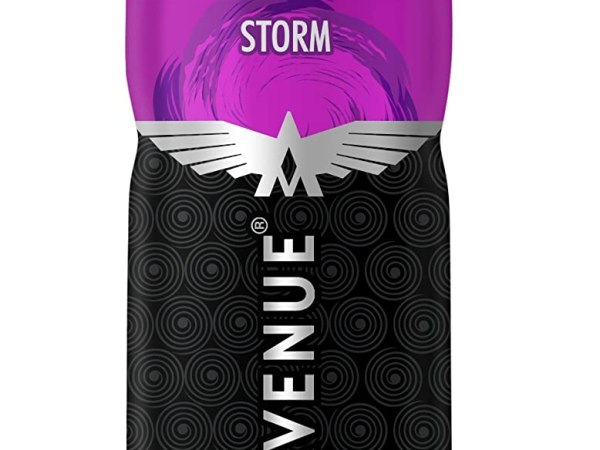 Park Avenue Storm Body Deodorant for Men, 100gm/130ml