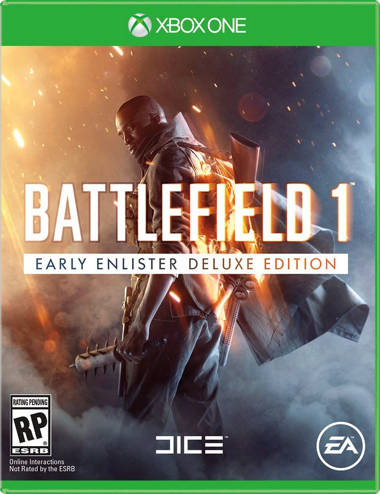 Battlefield 1 Collector's Edition Revealed 2