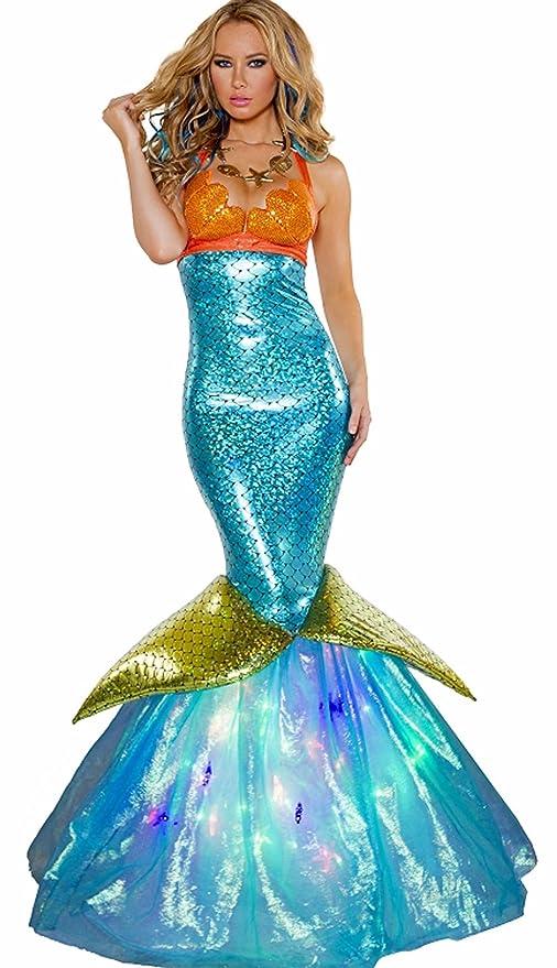 Sexy Womens Mermaid Costumes