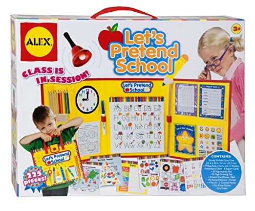 ALEX Toys Let's Pretend School