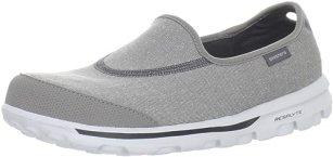 Skechers Go Walk Slip on Shoe,Grey,11 M US