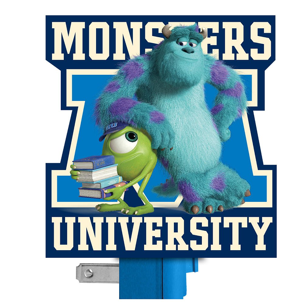 Monsters University Night Light