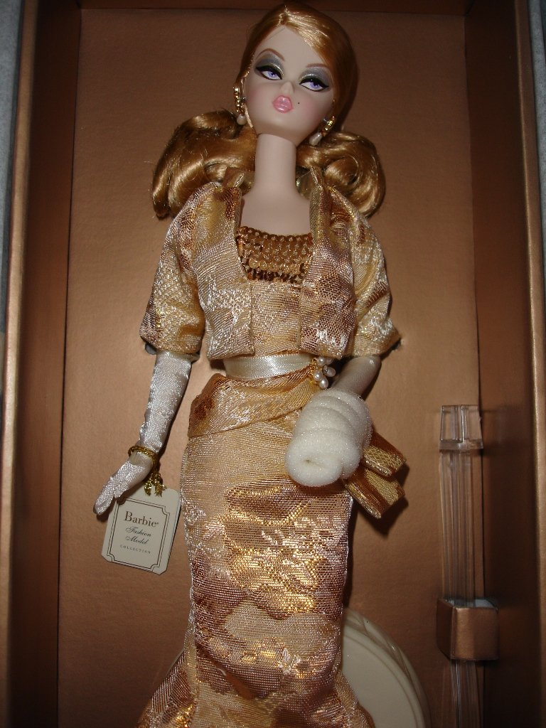 Golden Gala 2009 Convention 50th Anniversary Barbie LE 600