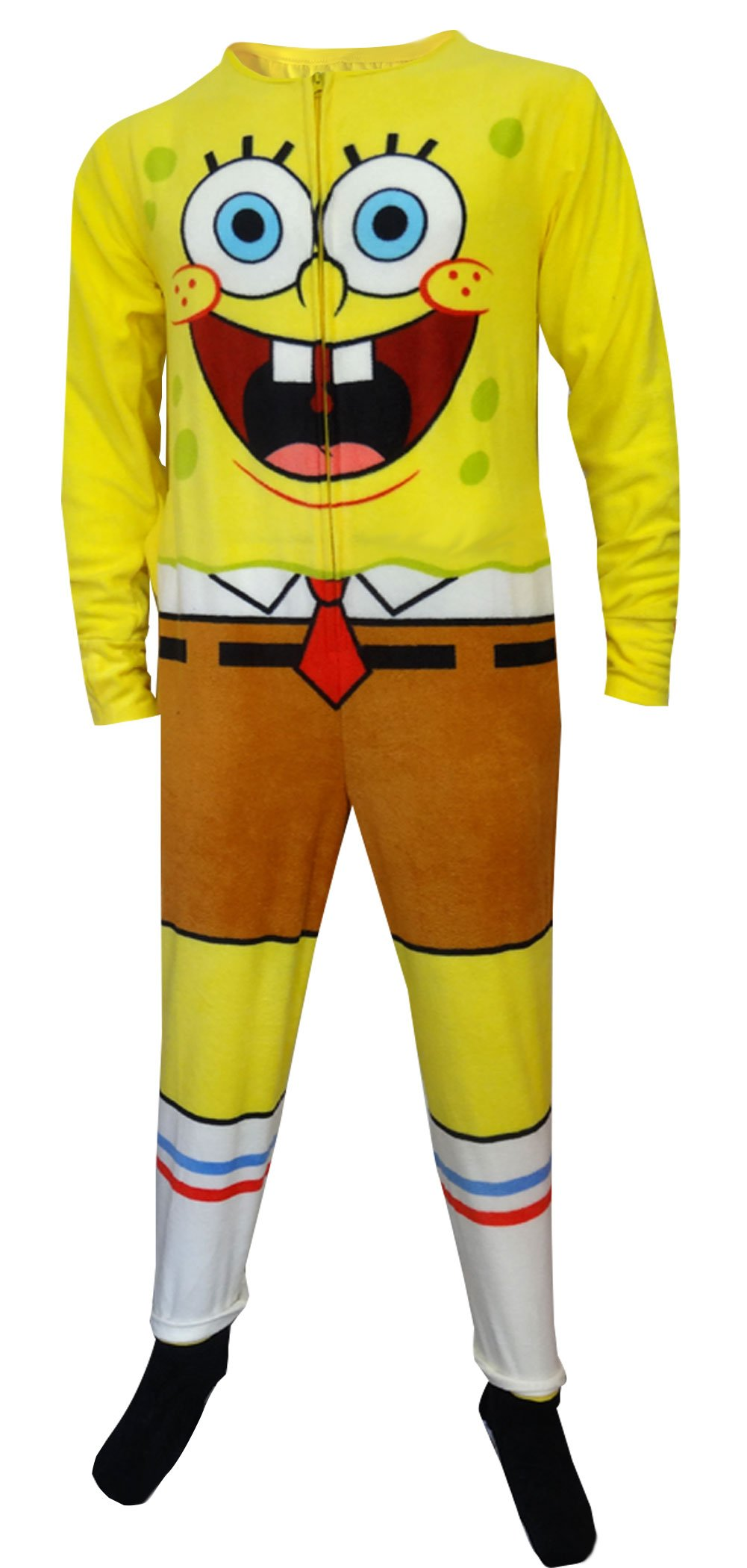 SpongeBob Squarepants Adult Onesie Pajama for men