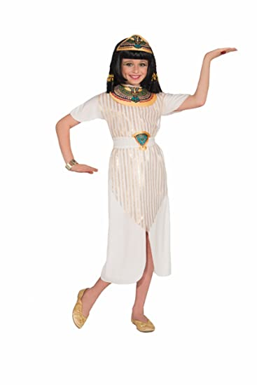 Forum Novelties Queen Cleopatra Costume, Child Large